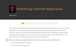 PS Registration Survey